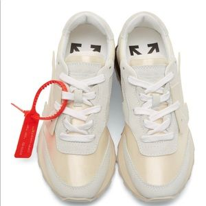 Off-White Shoes - Offwhite sneakers
